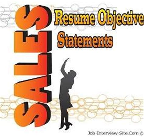 50 Resume Objective Statements - Palladian Career Resources